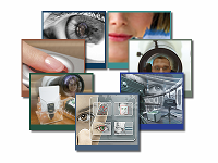 Neurotechnology biometric products icons