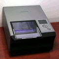 Suprema RealScan-F palm print scanner, general view