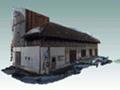Modelo de construcción realizado con SentiSculpt a partir de una serie de fotos